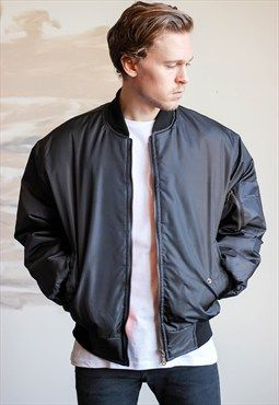 90's Bomber Jacket | Men's fashion | Pinterest | Retro windbreaker ...