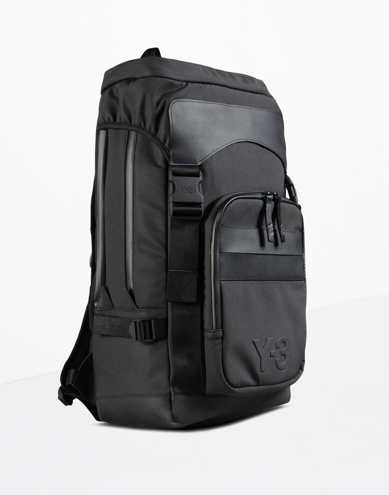 29ab139fd64 Y-3 ULTRATECH BACKPACK HANDBAGS unisex Y-3 adidas   Bags   Backpacks ...