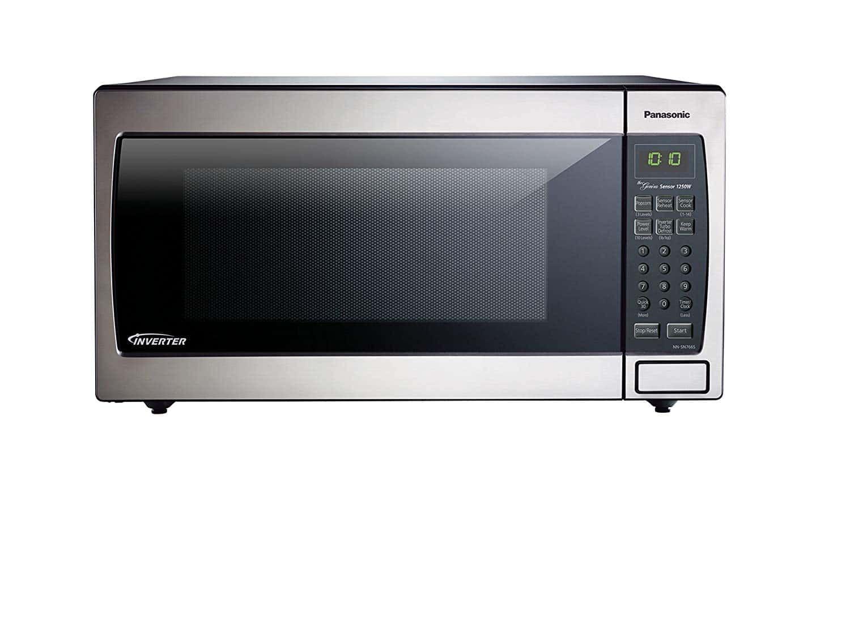 Top 9 Best Built In Microwaves In 2020 Built In Microwave Panasonic Microwave Oven Diy Kitchen Countertops