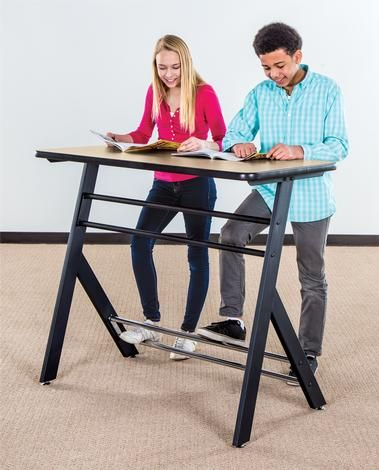 Yze Standing Desks Physical Activity in the Classroom