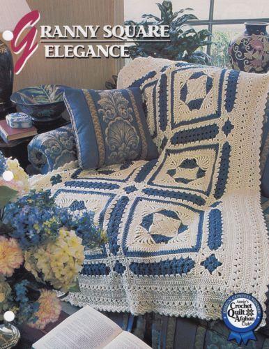 Granny-Square-Elegance-Annie-039-s-Crochet-Quilt-amp-Afghan-Club-Pattern-02213-01