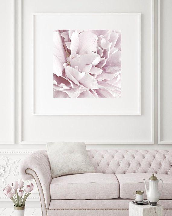 Pink Peony Print Flower Wall Art Large Wall Art Prints Pink Peonies Print Flower Wall Art Flower Wall