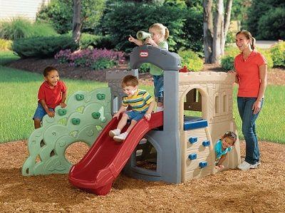 Tăng cường thể chất cho con bằng đồ chơi trẻ em vận động