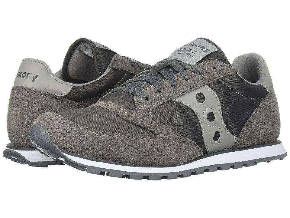 insulto soffitto Merchandiser  Saucony Originals Jazz Low Pro Men's Classic Shoes Charcoal/Grey 2 |  Classic shoes, Saucony, Shoes