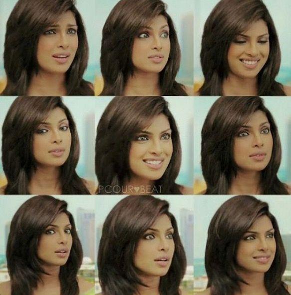 Cute Priyanka Chopra Indian Women Haircut Priyanka Chopra Hair