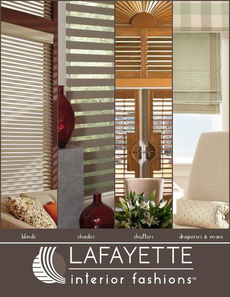Lafayette Interior Fashions Digital Product Portfolio Covering