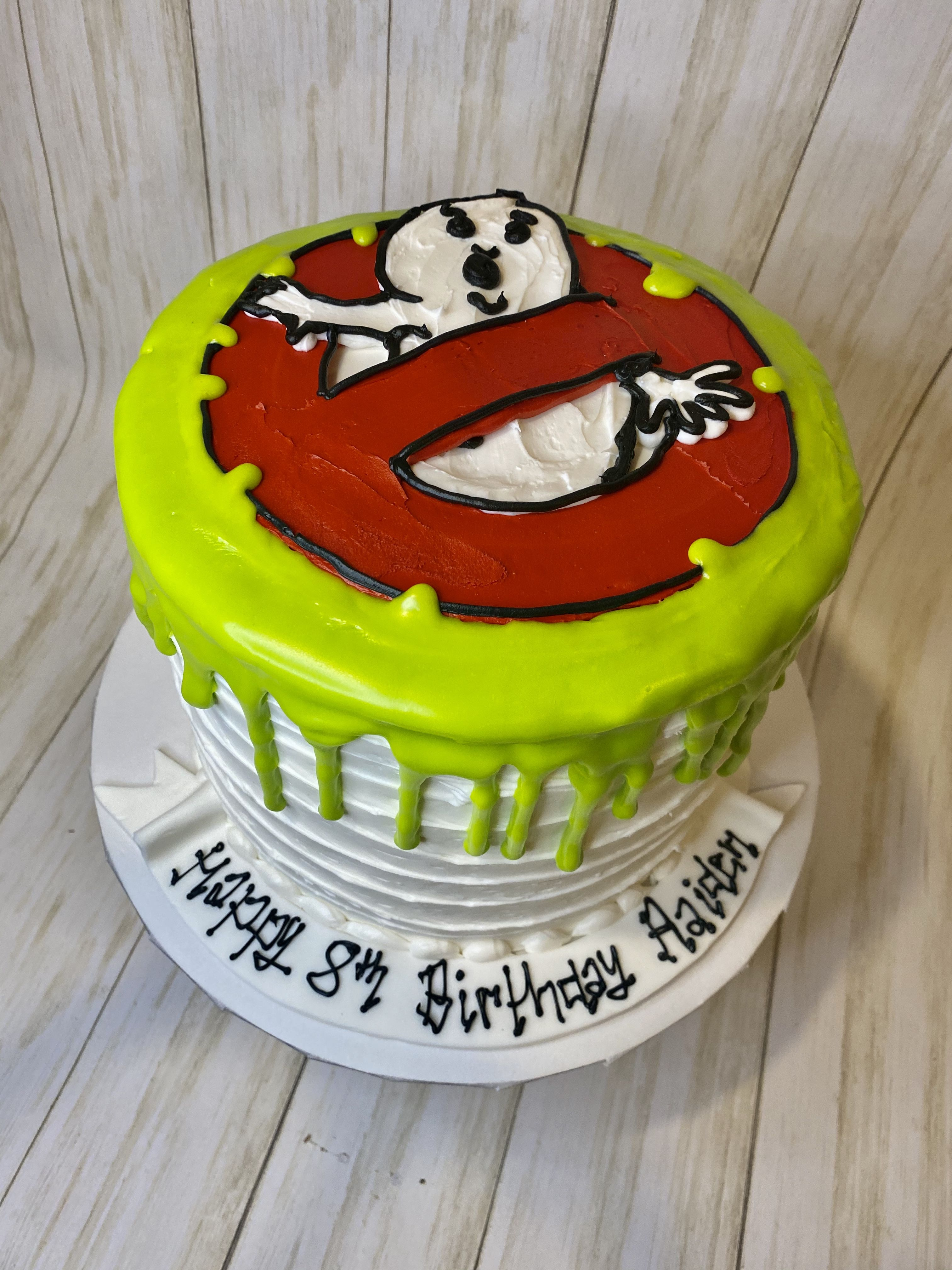 Slime birthday in 2020 (With images) Sweet dreams bakery