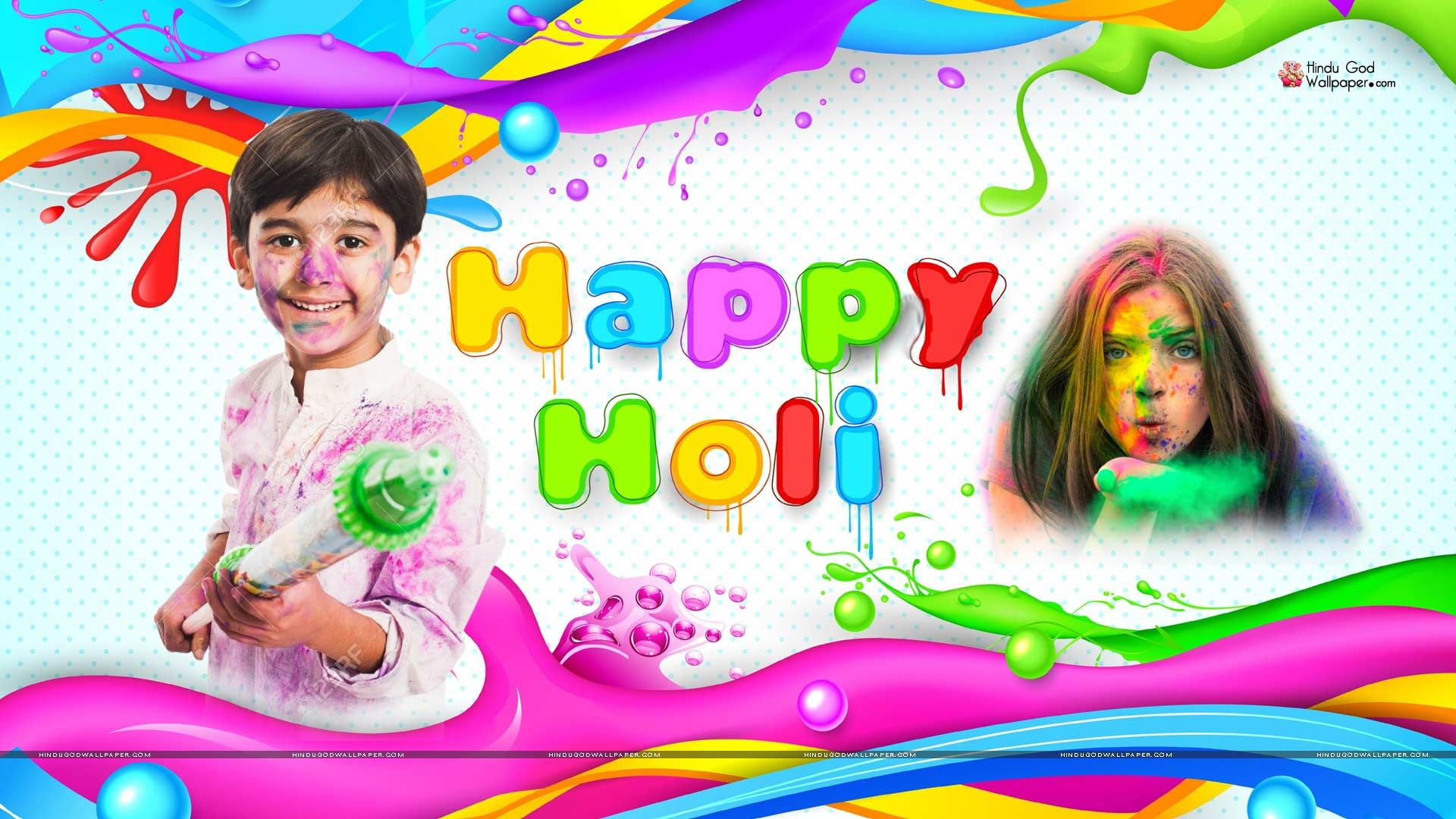 Happy Holi Hd Wallpaper 1080p Holi Wallpapers In 2019 Happy Holi