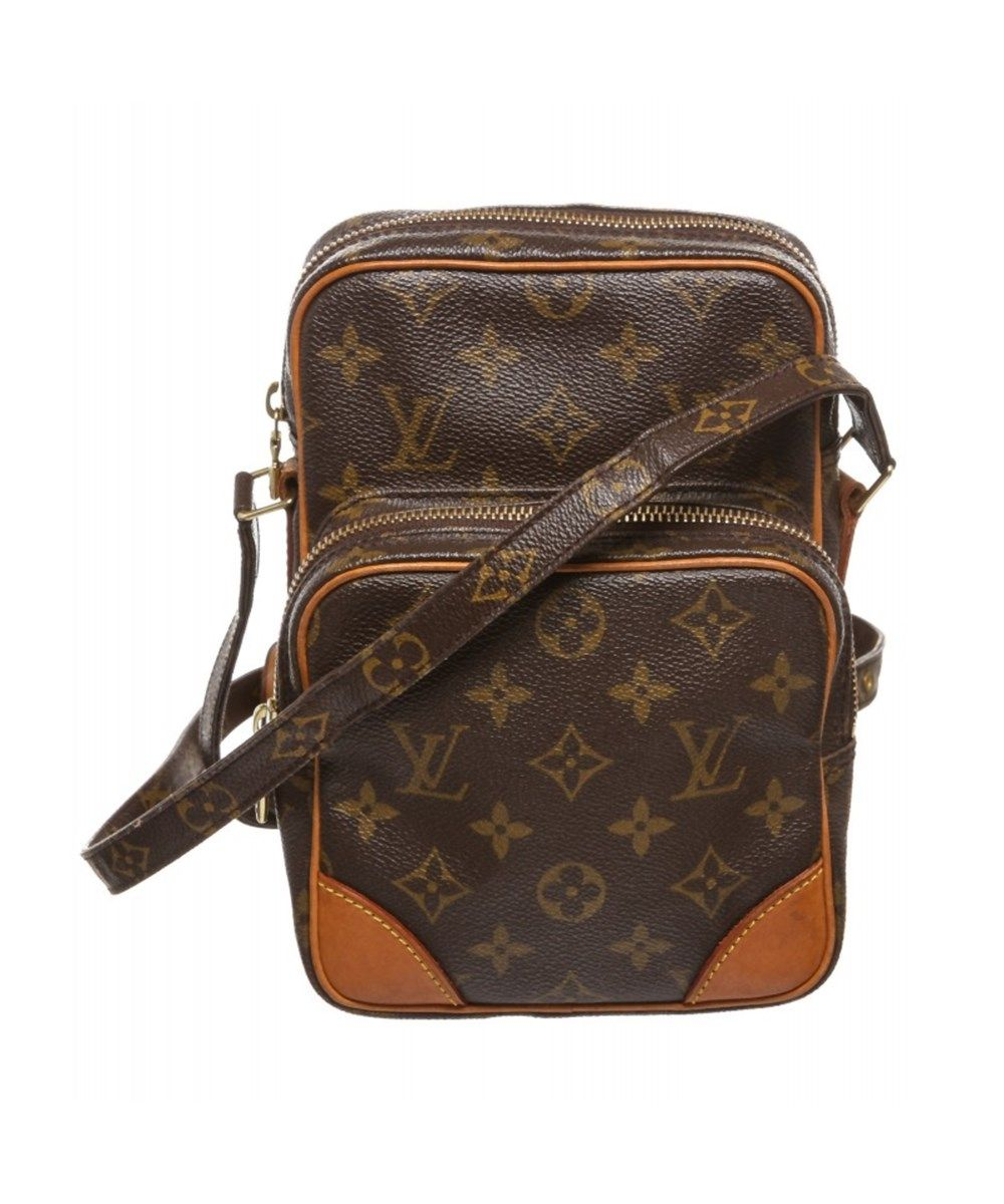 631b95eda9f5 LOUIS VUITTON Pre Owned - Louis Vuitton Monogram Canvas Leather Amazon  Crossbody Bag .  louisvuitton  bags  shoulder bags  leather  canvas   crossbody ...
