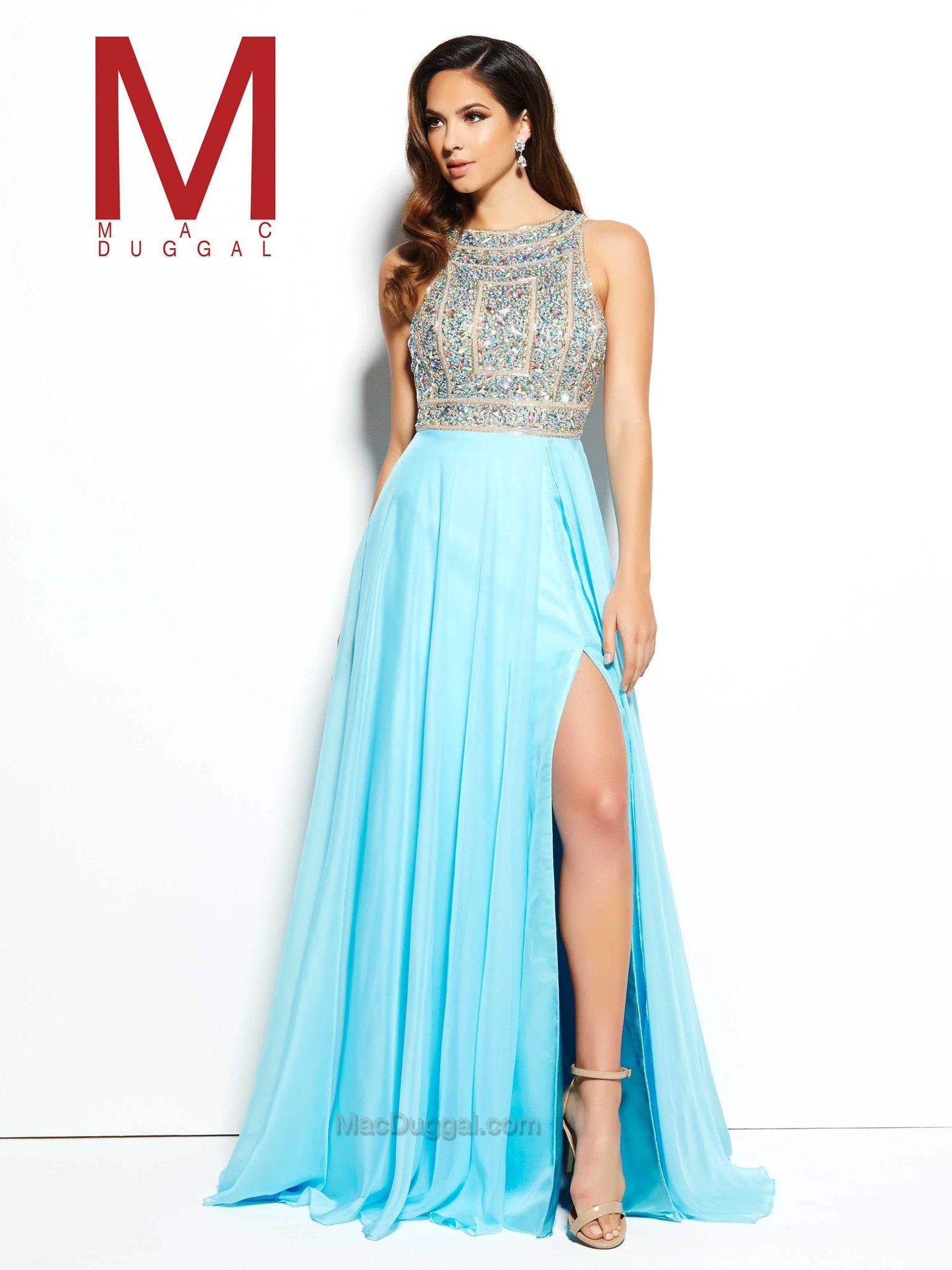 Cassandra Stone by Mac Duggal 40403A | Great Dresses | Pinterest ...