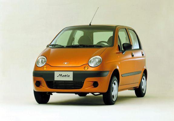 Used Cars 2001 Gm Daewoo Matiz Ii Md For Sale From S Korea