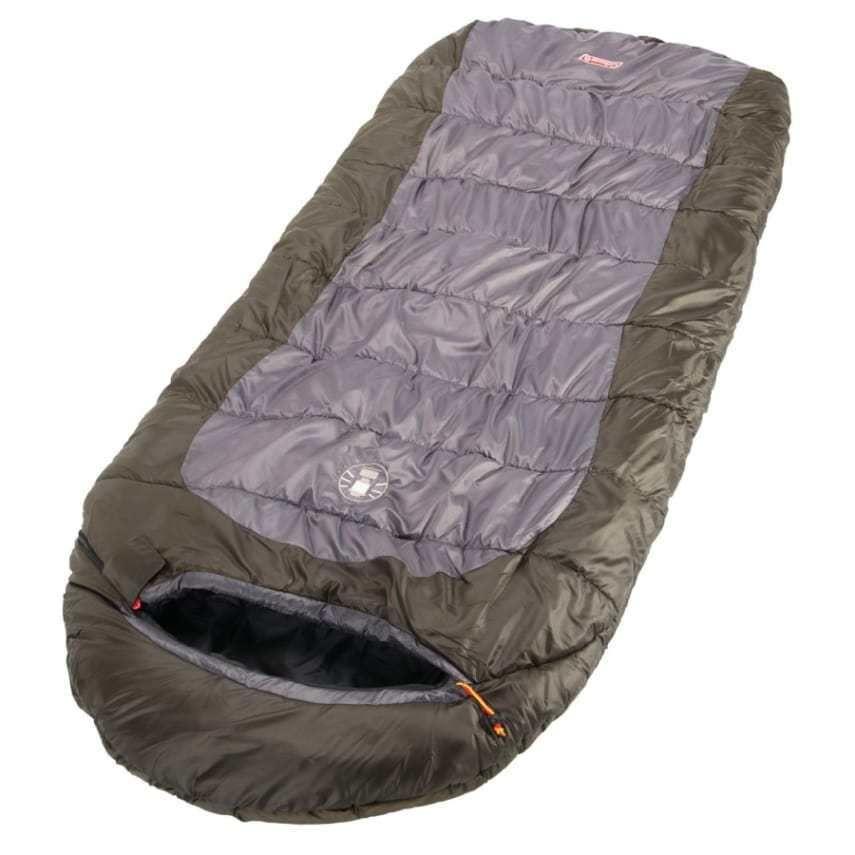Cold Weather Sleeping Bag Zero Degree Extreme Outdoor