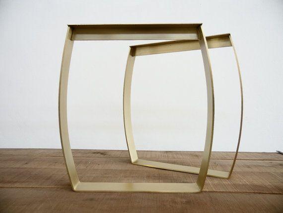 Brass Table Legs 28 Iskit Table Legs Base Width 20 Height