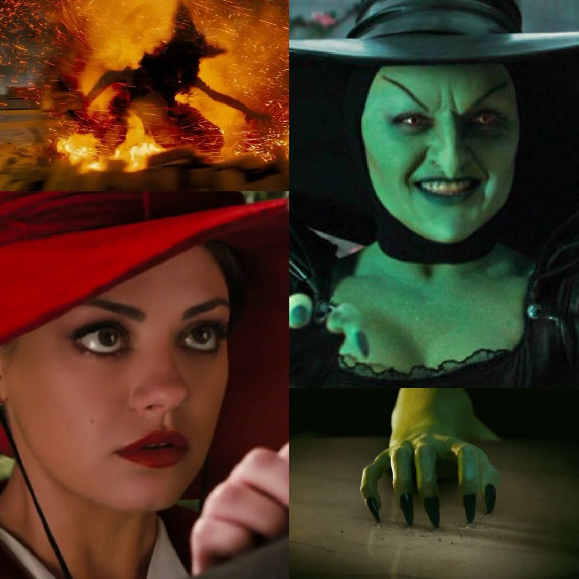 theodora wicked witch of the west mila kunis from the