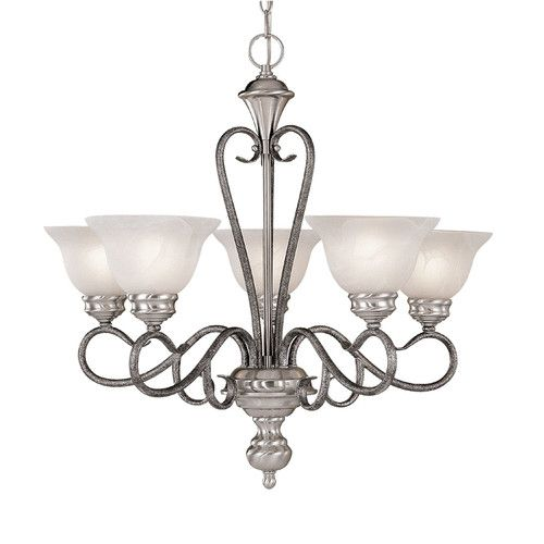 Found It At Wayfair Birchview 5 Light Shaded Chandelier Millennium Lighting Chandelier Lighting Traditional Chandelier