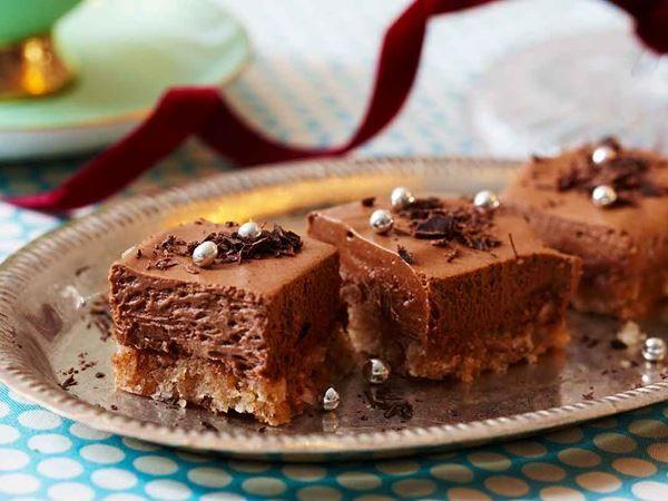 Mjuk chokladkaka arla