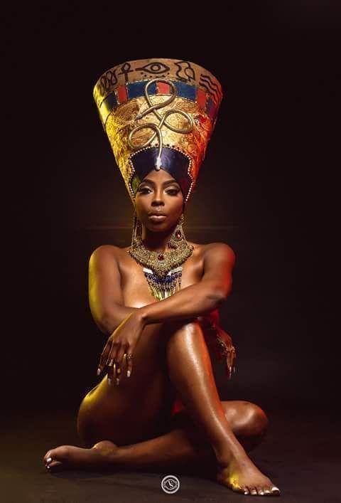 Cleopatra: Last Pharaoh #africanbeauty