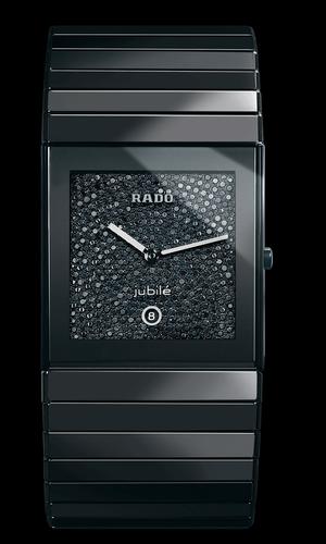 7362f0e6450 Black diamond bad boy Rado Ceramica – Swiss ceramic watches