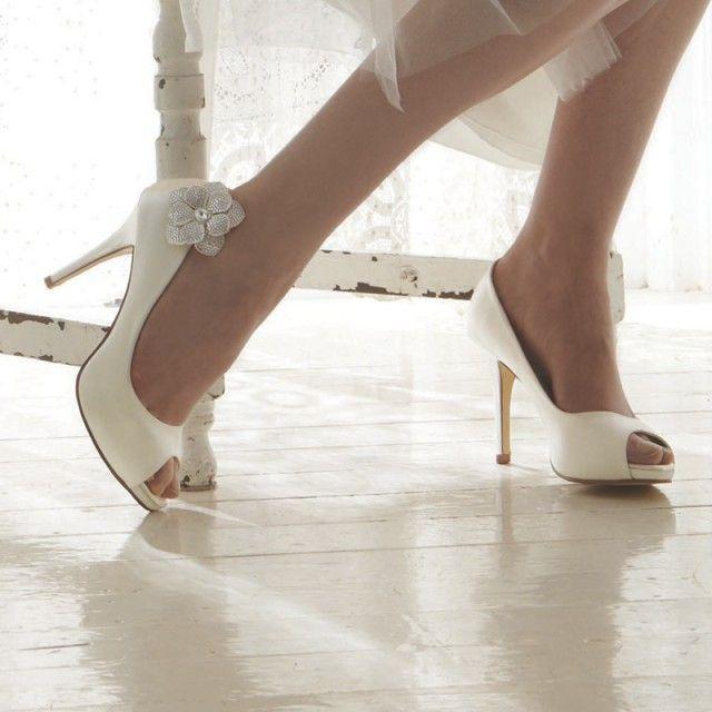 b383723f0c1 Jennifer Ivory Rainbow Club Stilleto heel Wedding Shoe