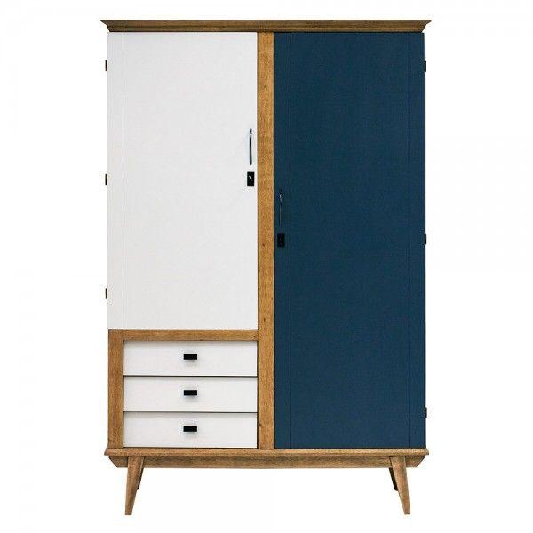 """armoire années 50 """"rossignol"""" #rienacirer #vintage #rangement"""