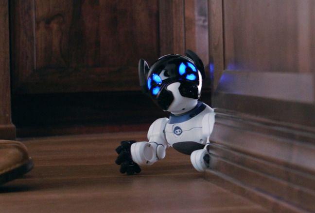 CHiP: робот, который ведет себя как настоящая собака ...