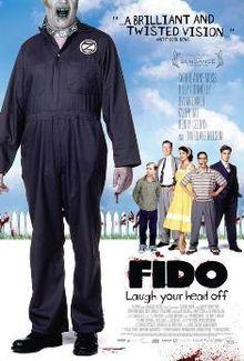 Fido Film Wikipedia The Free Encyclopedia Zombie Movies Fido Movie Fido