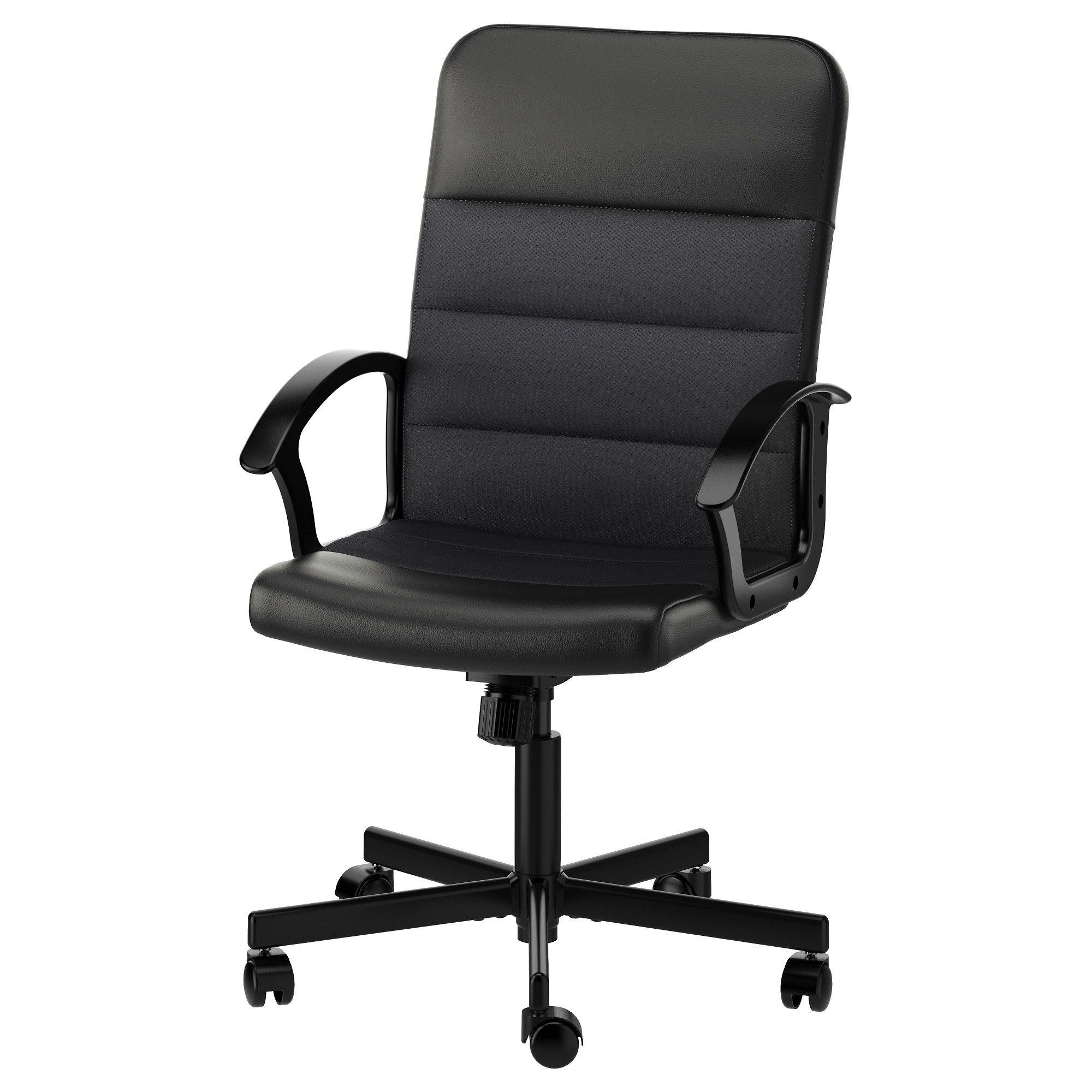 Ikea Renberget Swivel Chair This Desk Has Adjule Tilt Tension That