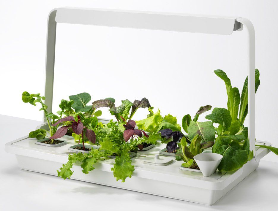 Ikea introduce a hydroponic indoor gardening kit hydroponic ikea introduce a hydroponic indoor gardening kit workwithnaturefo