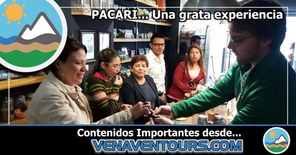 PACARIUna muy grata experiencia.12 de Julio de 2016, Rosa Erika Chacin y Eduardo Ruiz, directores de www.venaventours.com,se…