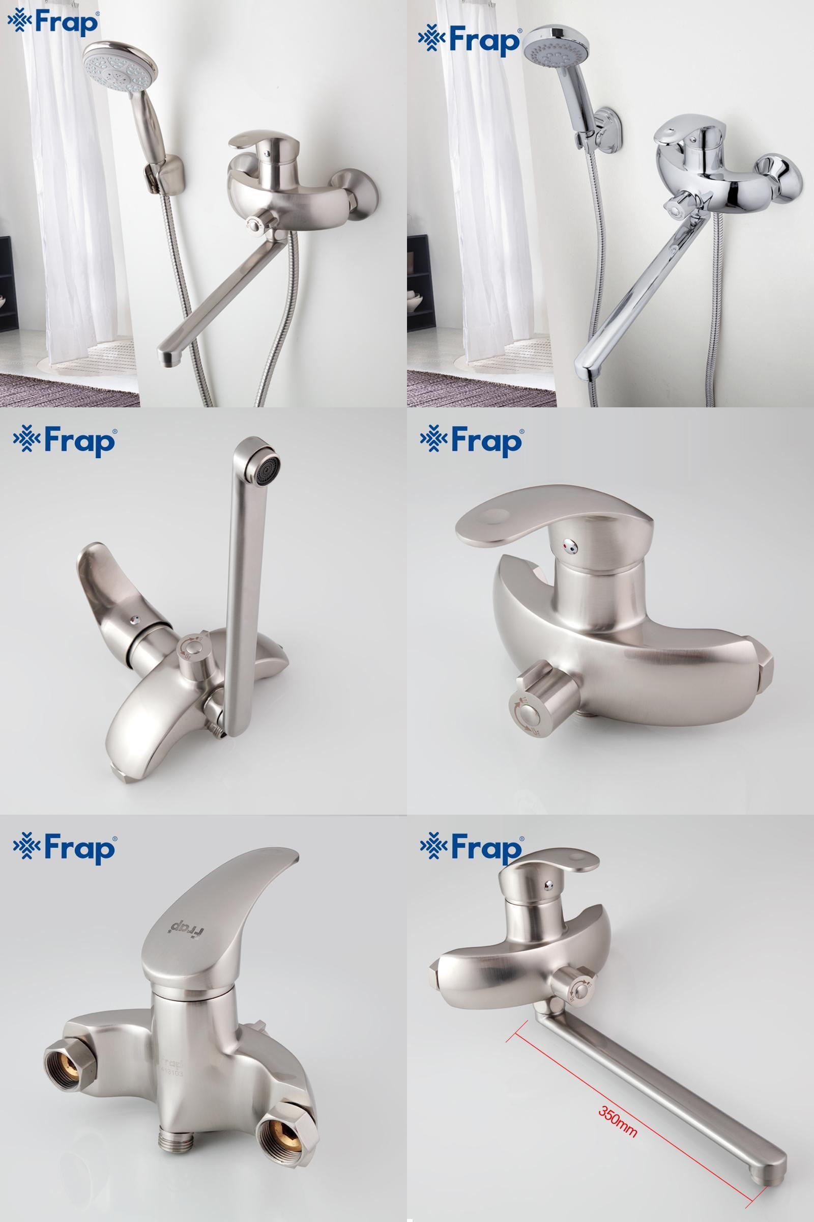 Visit To Buy Frap Nickel Brushed Bathroom Shower Faucet Brass