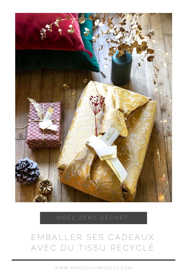 Emballer Ses Cadeaux Avec Du Tissu : emballer, cadeaux, tissu, Noël, Zéro, Déchet, Emballer, Cadeaux, Utilisant, Technique, Furoshiki, Furoshiki,, Cadeau,