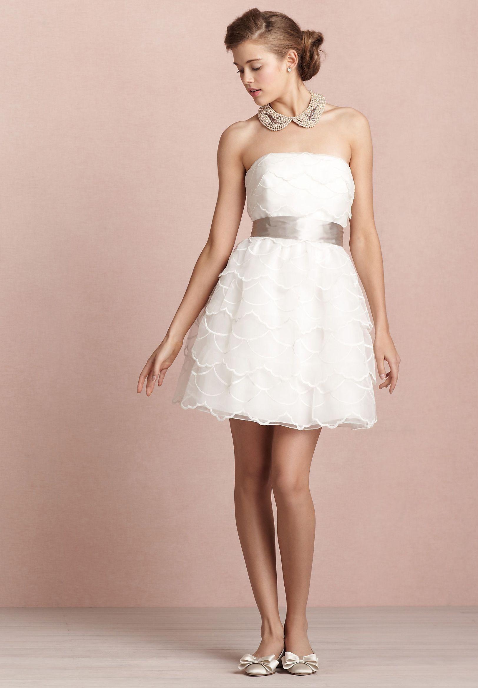 17 Best images about Wedding Reception Dresses on Pinterest  Jim ...