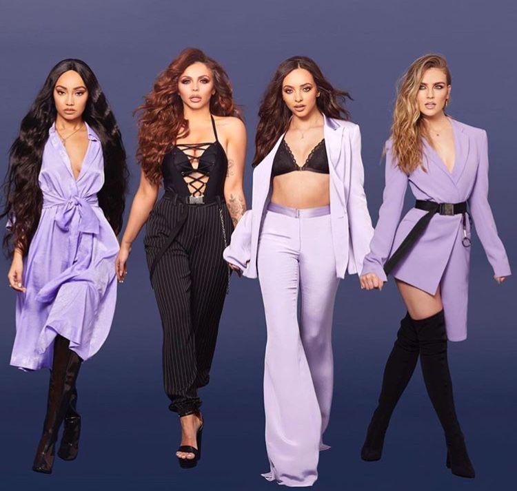 Think About Us Borhap B H Little Mix Outfits Little Mix Photoshoot Little Mix Girls