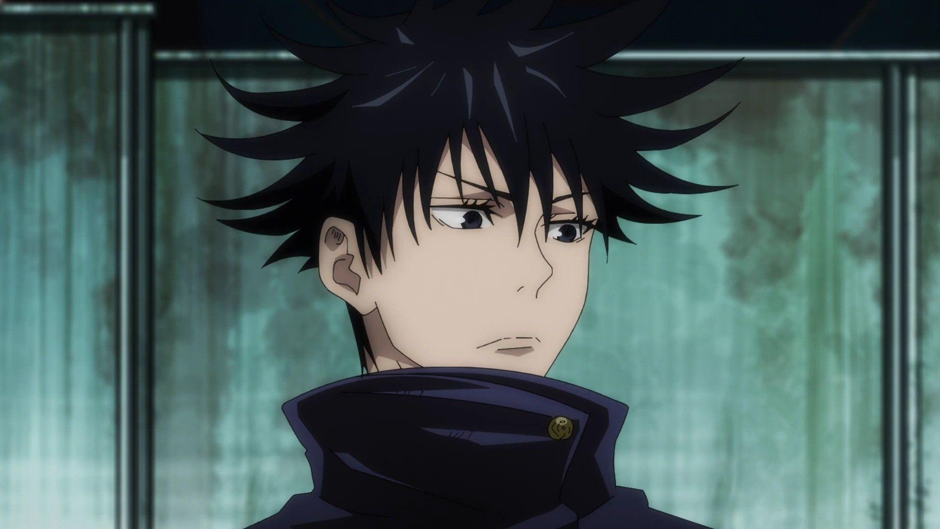Megumi Fushiguro Jujutsu Kaisen Jujutsu Kingdom Hearts Anime Anime Crossover