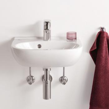 Villeroy Boch O Novo Handwaschbecken Compact Weiss Villeroy