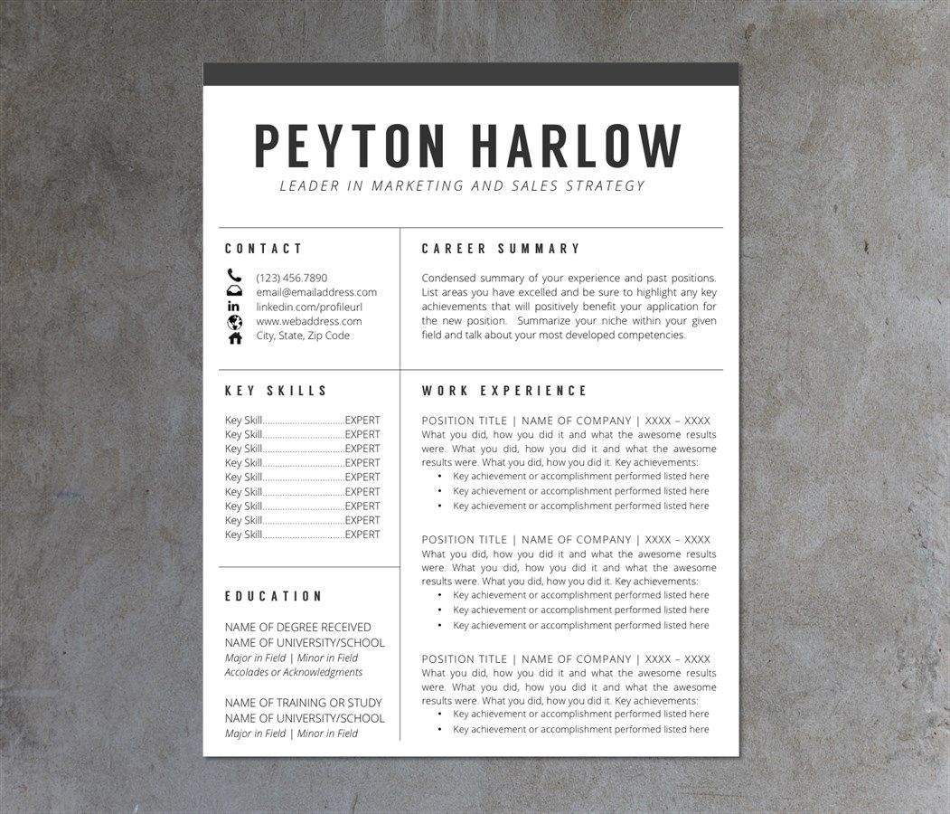 The 25 best Make a resume ideas