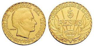 75 Aniversario Del Banco De La Republica Oriental Del Uruguay Con