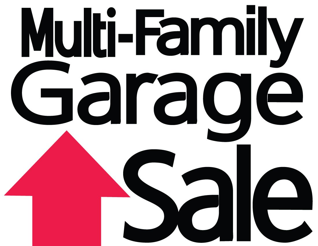free garage sale signs home graphics freebeemom organization