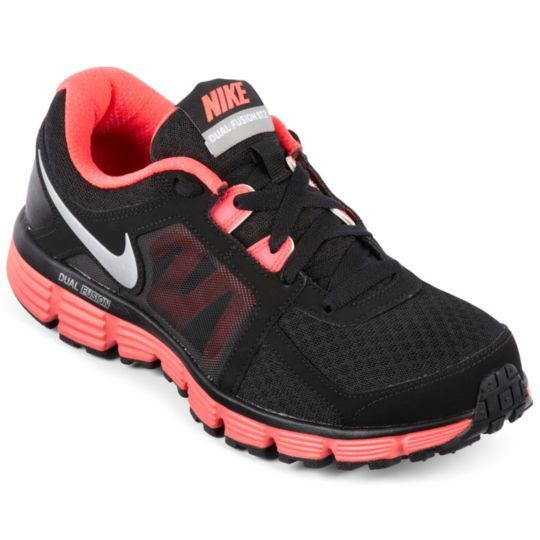 Nike(R) Dual Fusion ST 2 Womens Running Shoes