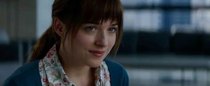 Anastasia en la entrevista