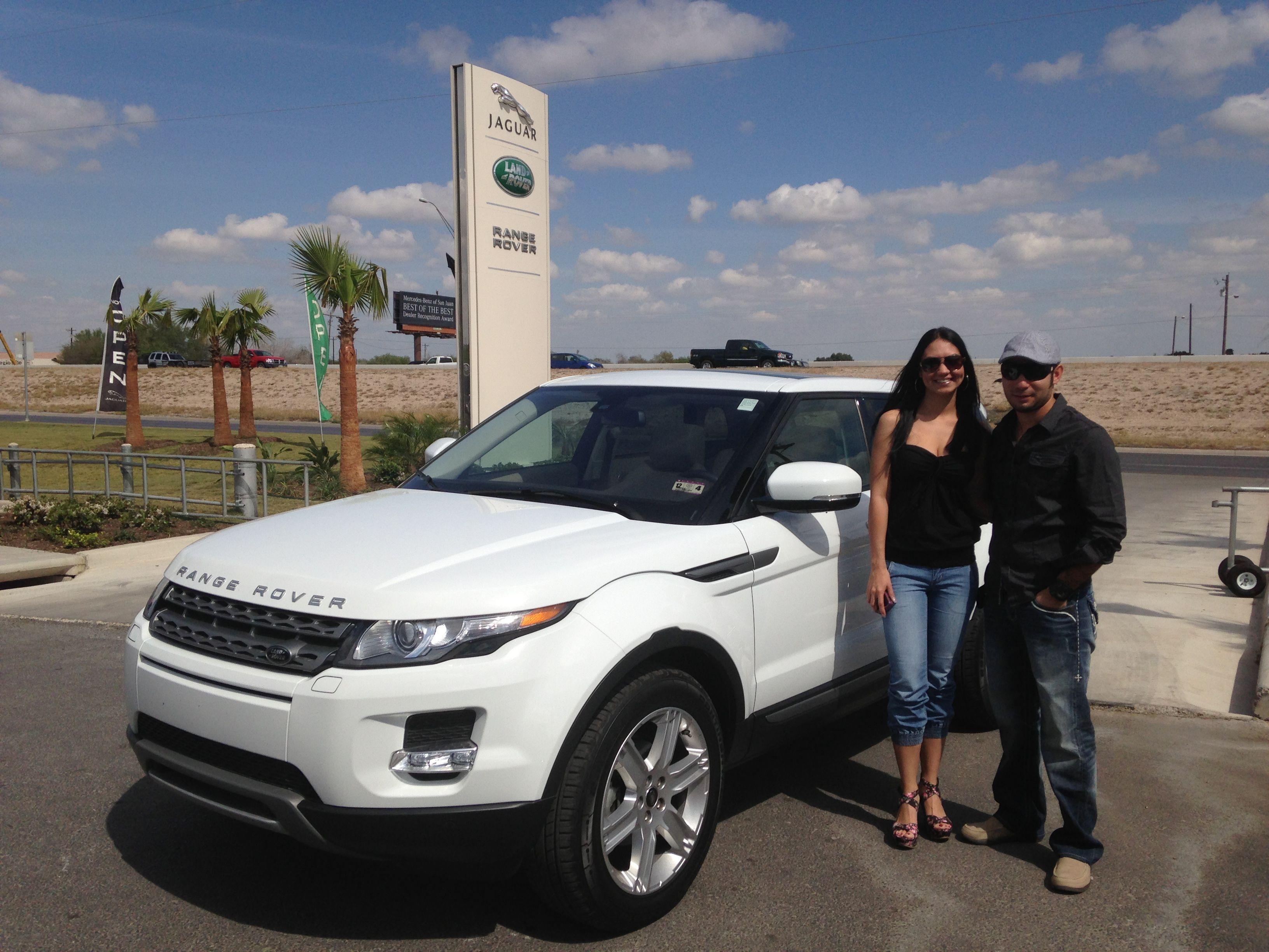 Range Rover San Juan >> Happy Customers Here At Land Rover San Juan Texas Www