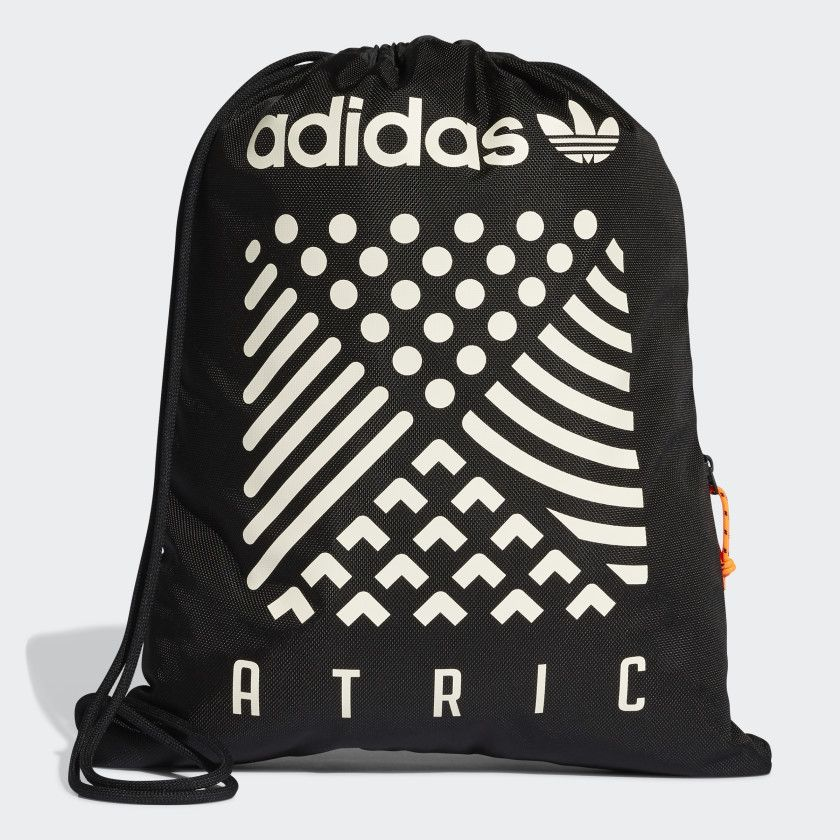 Atric Gym Sack In 2019 Wish List Black Adidas Backpack Straps