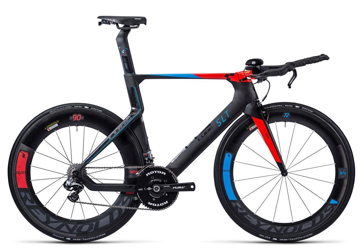 Cube Aerium C 62 Slt 2016 Triathlon Bike Avec Images Velo