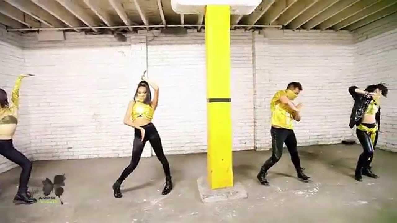 Lady Gaga | G.U.Y Lionel Lye jazz funk dance concept video