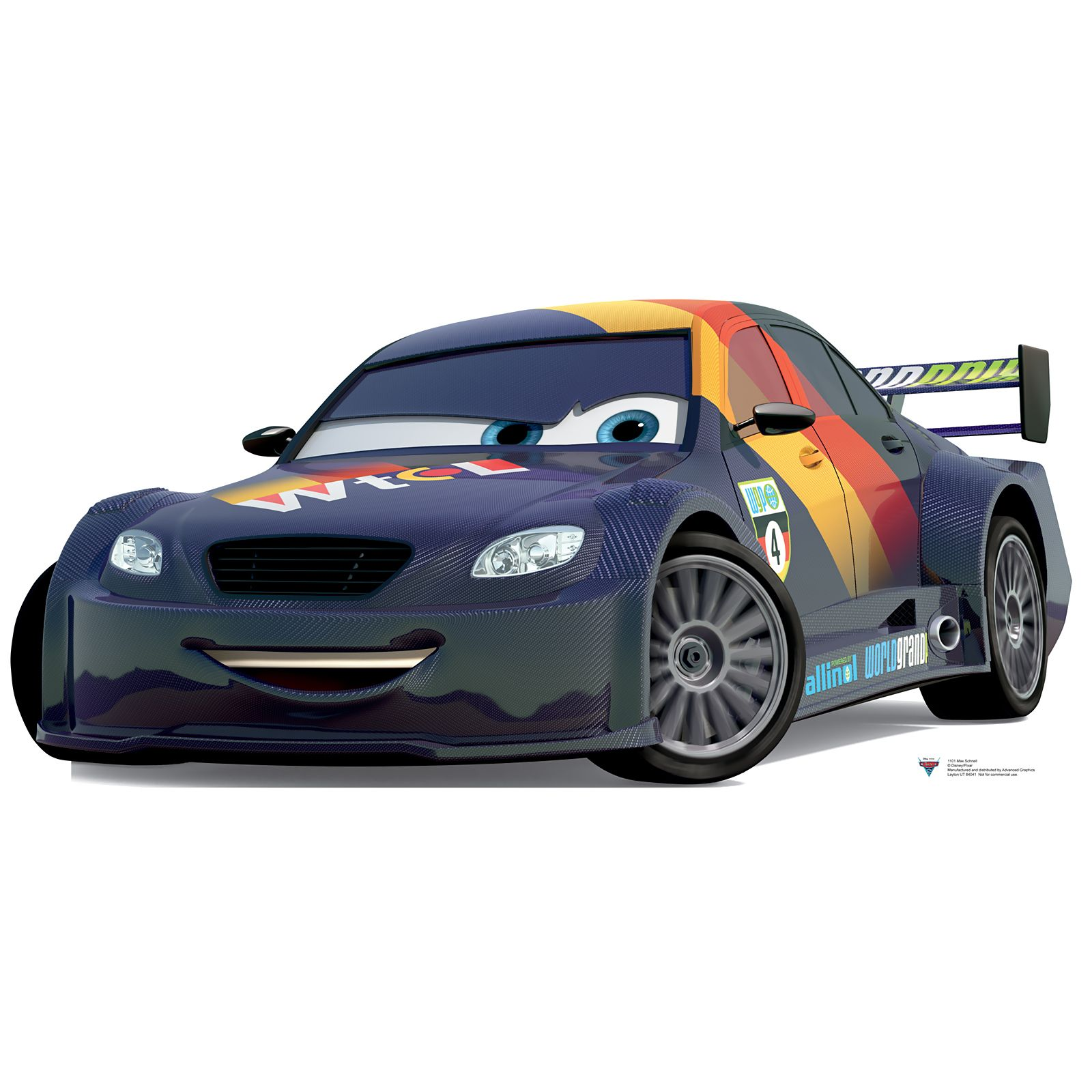 Cars The Movie: Disney's Cars 2 - Max Schnell
