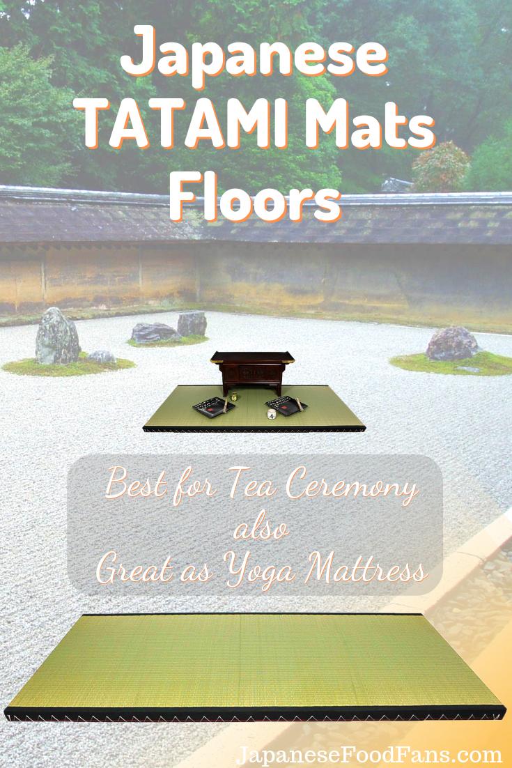 Oriental Furniture 6' x 3' Full Size Tatami Mat Tatami