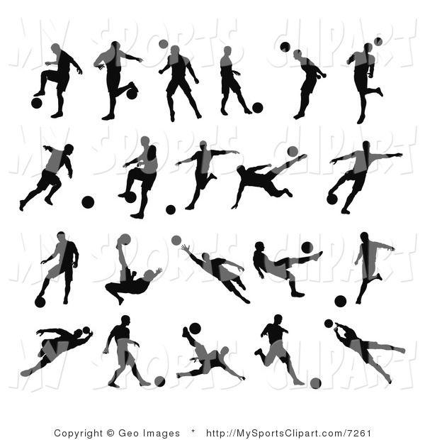 Pin By Melanie Fischer On Tournament Clip Art Soccer Art Football Poses