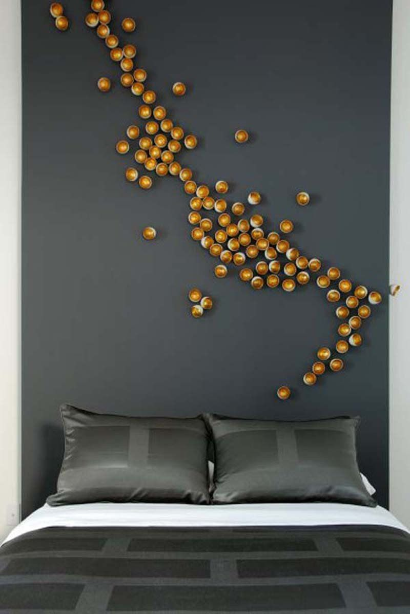 Unique Wall Decor Ideas 13 Unique Wall Decor Ideas Godfather Style