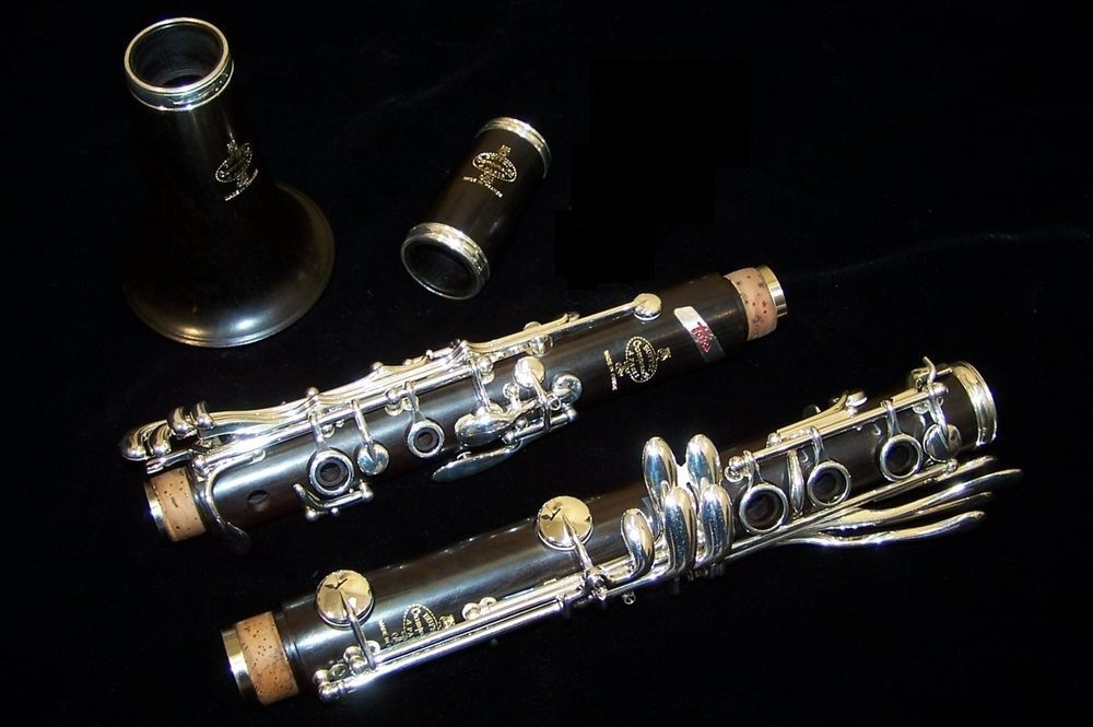 Cool Buffet Crampon Tosca Bb Professional Clarinet Outfit Silver Home Interior And Landscaping Fragforummapetitesourisinfo