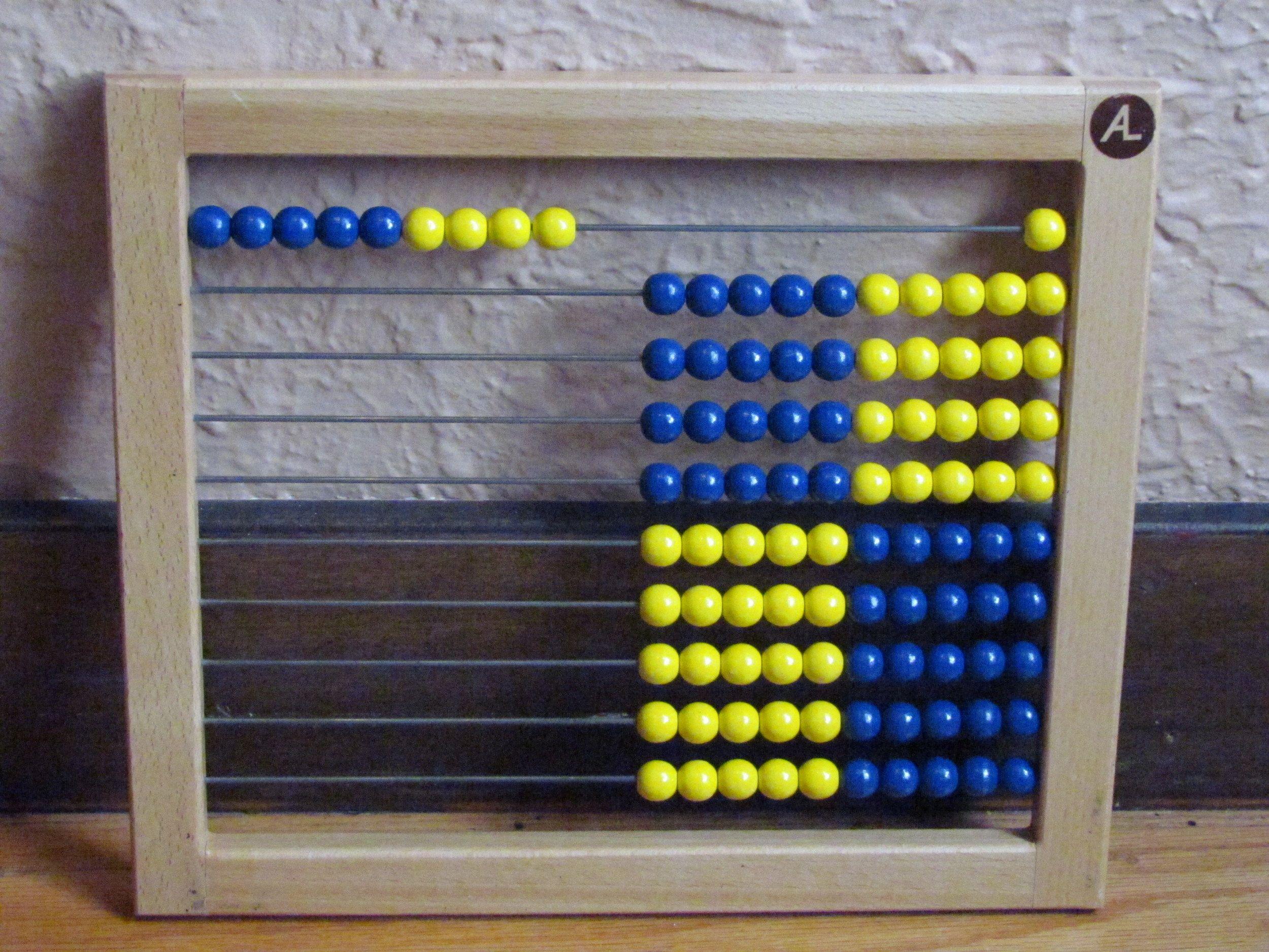 The Al Abacus My Favorite Homeschool Math Manipulative